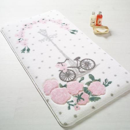 Carpet Vintage Bike Pink 57x100