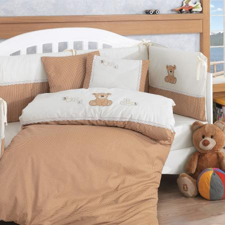 Baby sleeping set lux brode Teddy
