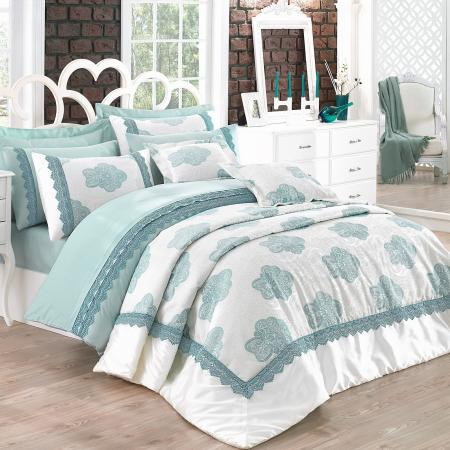 Bed linen and bedspread Delux Rodez
