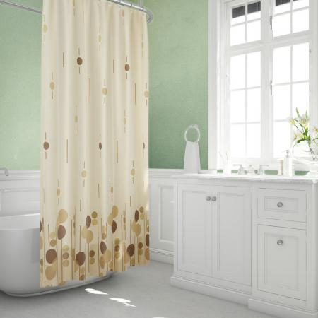 Shower curtain Polkadot
